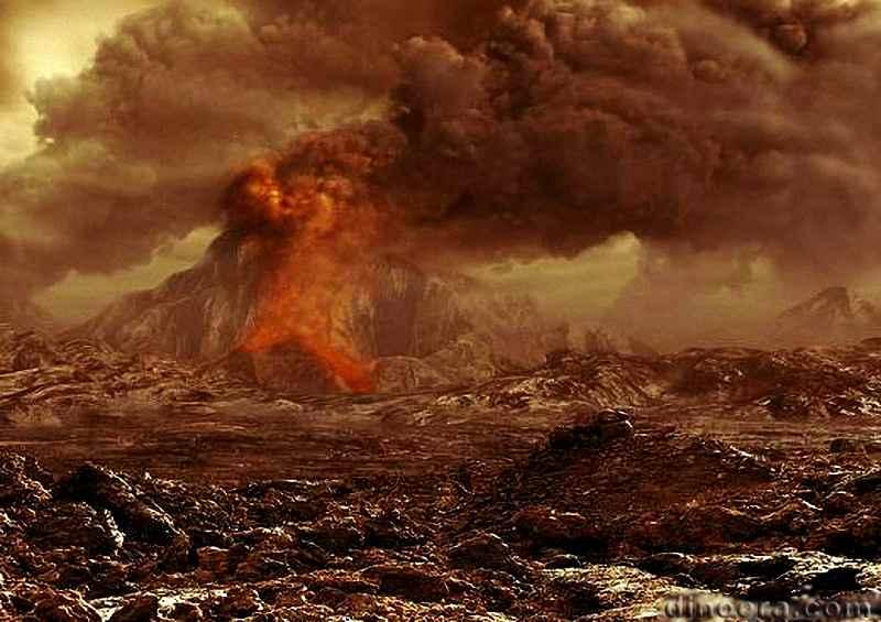 Картинки по запросу плотная атмосфера мезозоя